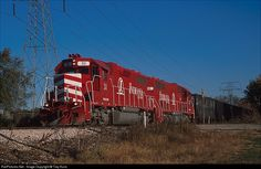 RailPictures.Net Photo: INRD 31 Indiana Rail Road EMD GP38AC at Indianapolis, Indiana by Trey Kunz