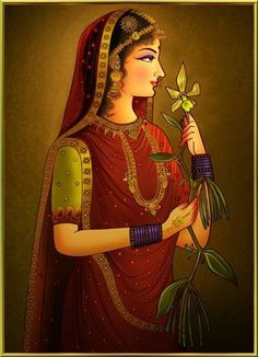 I always dreamed her my dream girl Mughal Paintings, Tanjore Painting, Krishna Painting, Indian Art Paintings, Krishna Art, Lord Krishna, Kalamkari Painting, Radhe Krishna, Nature Paintings