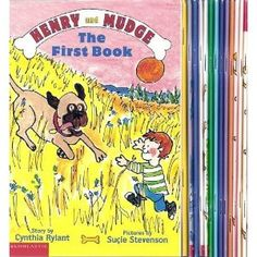 The Henry and Mudge Collection: First Book, Puddle Trouble, Yellow Moon, Sparkle Days, Long Weekend,