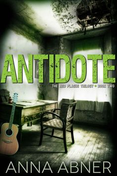 Antidote (Red Plague #2) by Anna Abner (2014) --- The only known cure to the 212R virus is locked inside of Ben Sawyer. To get it out, seventeen-year-old Maya Solomon and a group of survivors will take him on a journey to what may be the last bastion of human civilization, Camp Carson, Virginia.