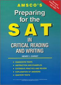 Best way to study SAT critical reading and writing?
