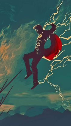 Thor Odinson iPhone Wallpaper - iPhone Wallpapers