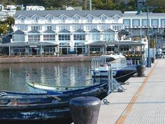 Cape hotel seaside hospitality, superior rooms and conference facilities can be found at Simons Town Quayside Hotel, right on the yacht basin with scenic views Conference Facilities, My Happy Place, Cape Town, Where To Go, Seaside, South Africa, Quayside Hotel, Boat, Places