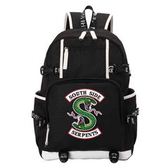 Riverdale backpack student school bag - Riverdale backpack student school bag - wearGG Source by Riverdale Merch, Bughead Riverdale, Riverdale Funny, Mochila Tommy, Riverdale Aesthetic, Riverdale Fashion, Riverdale Characters, Teenager Outfits, Stylish Clothes