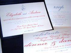 The Modern Sentiment Wedding Invitations Photos on WeddingWire