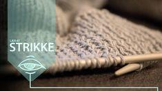 Moster Johanne: Lær at strikke String Bag, Use Of Plastic, Market Bag, Knitted Bags, Bag Making, Ravelry, Knitting, Youtube, How To Make