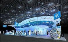 Intel Event Production / Exhibition - CES