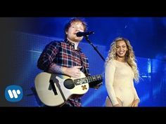 Ed Sheeran - Perfect Duet with Beyonce (Live)