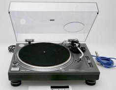 TECHNICS 1210 MK2 DJ Plattenspieler, ROWEN Kabel in Wetzikon ZH kaufen bei ricardo.ch