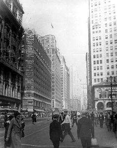 Herald Square 1920's