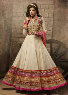 latest indian designer suits 2014