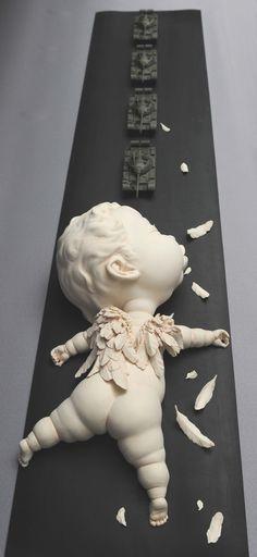 Gaurdians Fall johnson tsang ceramics