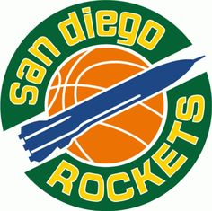 1966 - NBA grants San Diego an expansion franchise. After four losing seasons on the coast, the Rockets blast off to Houston.