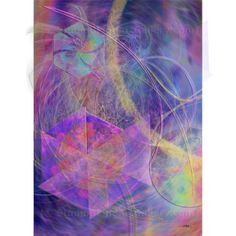 Turbo Blue - By John Robert Beck  This art was created in 2005. This abstract art is a companion piece to another abstract work, Blue Expectations. $3.00