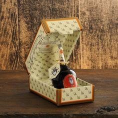 White cap cherry - Traditional Balsamic Vinegar of Modena #acetaiadigiorgio