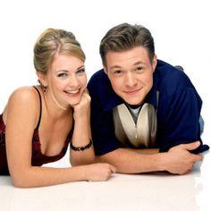 61DhAuov9mL.jpg (500×500) Best tv show couple!!!! Sabrina and Harvey :D