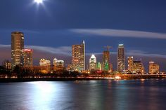 Austin, Texas - Used to be home. Will be again. :)