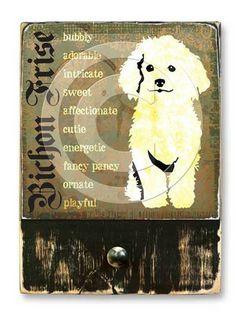 #BichonFrise  #ruckusdog #ruckusdogproducts