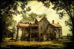 Faulkner's South by dsfdawg, via Flickr