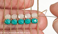 Learn the Basics to Start Beading on a Loom