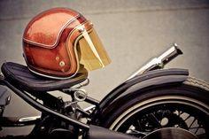 Blog des Smootards Lurrons: Le casque du jour