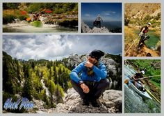 Borna is all about the outdoors and being active: kayaking, rafting, hiking, rock climbing, cycling and camping are his passions. A licensed IRF guide, he spent several years guiding trips on the Zrmanja and Dobra rivers in Croatia. Today he is using his skills guiding both our multi sport trips in continental Croatia and sea kayaking trips in the Dubrovnik area. There's no quitting when you are on tour with Borna – he will push and support you all the way.