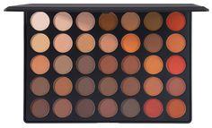 Palette Morphe, Matte Eyeshadow Palette, Naked Palette, Nude Eyeshadow, Eyeshadow Looks, 350 Palette, Eyeshadows, Neutral Palette, Morphe 350