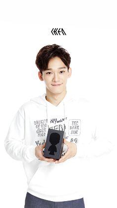 EXO Figure Bluetooth Speakers : Chen