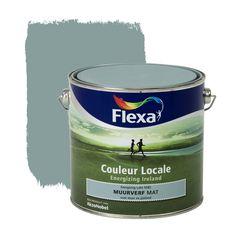 Flexa Couleur Locale muurverf Energizing Ireland mat Lake 2,5 l