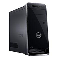 Dell XPS 8700 Desktop Computer - Intel Core i7 i7-4790 3.60 GHz - Mini-tower - Black - 8 GB DDR3 SDRAM RAM - 1 TB HDD - DVD-Writer - NVIDIA GeForce GT 720 - 1 GB - Windows 8.1 64-bit (English) - Wireless LAN - HDMI - 10 x Total Number of USB Port(s) - 4 x
