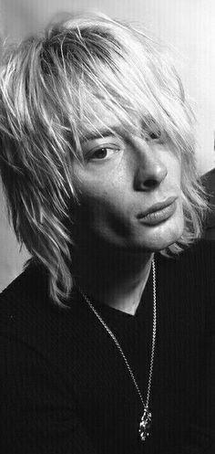 Thom Yorke - #Radiohead Pablo Honey era
