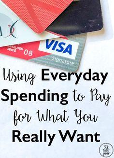 Everyday expenses ca