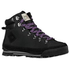 The North Face Back To Berkeley Boot - Mens - Black/Graphite Grey