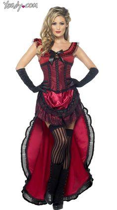 Brothel Babe Costume