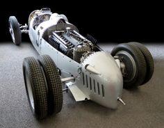 1936-Auto-Union Type-C - V16