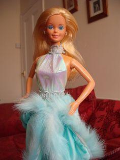 Jewel Secret Barbie