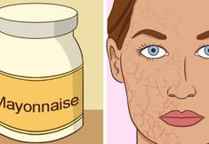 Dry skin shows up because of sun presentation, normal maturing, and even your eating regimen. Along these lines, here are some Natural strategies that can enable you to enhance dry skin: Mayonnaise – it is rich Homemade Face Masks, Homemade Skin Care, Mayonnaise, Remover Manchas, Vaseline Beauty Tips, Dry Skin On Face, Skin Care Remedies, Natural Remedies, Oils For Skin