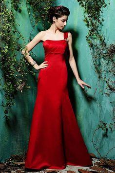 Gorgeous sleeveless trumpet / mermaid bridesmaid dress wedding-party-dresses