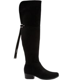 OVER THE KNEE CORDAS BLACK - Schutz