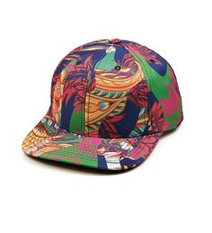 Floral Colorart Cap, Mr. GUGU & Miss GO
