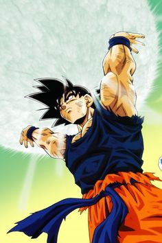 Dragonball Z is my favorite cartoon. Its basically about an kind hearted alien who protects the earth from threats all throught the galaxy. This is also one of my favorite characters to use in DBZ shinbuddikai 3 (video game)