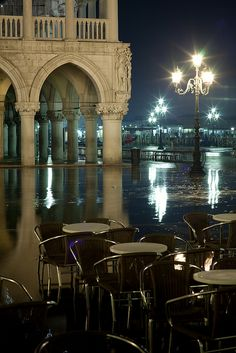 Venice. Be still my heart...