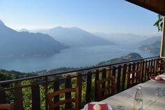 Lake Como Bellagio Trattoria Baita Belvedere