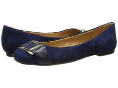 Nine West Sissy Navy/Navy Suede - Zappos.com Free Shipping BOTH Ways