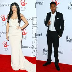 Kylie and Tyga hit the red carpet separately!