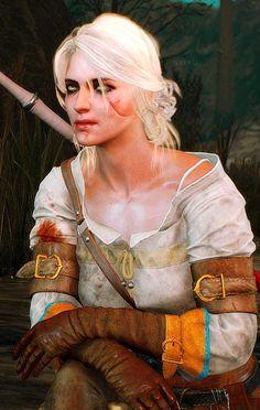 Ciri, Witcher 3