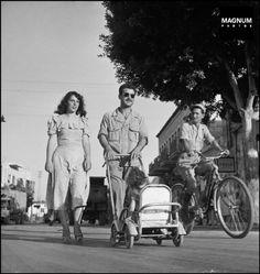 Tel Aviv, Israel, 1948//Robert Capa