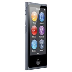 Apple iPod nano 7th Generation 16GB - Slate