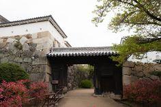 Himeji Castle Korai gate, Hyogo JAPAN