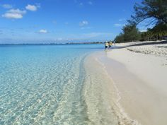 seven Mile Beach Grand Cayman  one of the best beaches ive ever been too :)